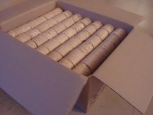 Un carton de briquette - 12kg